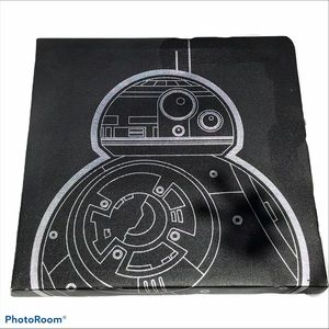 Star Wars BB8 and Chewbacca canvas pictures